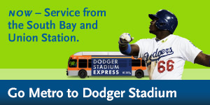 Dodger Stadium Express