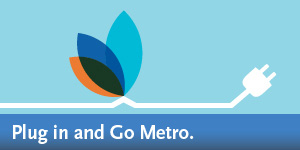 Plug in and Go Metro