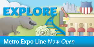 Expo Line Phase 1 - Now Open