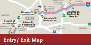 ExpressLanes - Map
