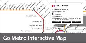 Go Metro Interactive Map