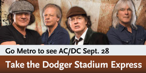 Go Metro to see AC/DC