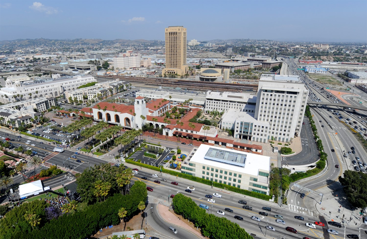 LA Union Station Improvements