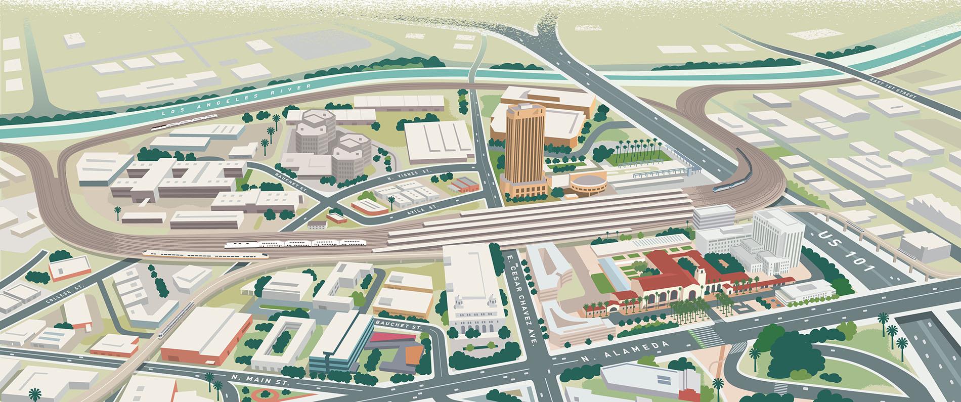 Link Union Station Link Us