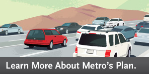 Learn More about Metro's Traffic Improvement Plan