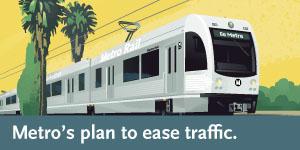 Metro Eases Traffic...1.4 million riders