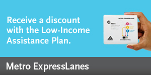 ExpressLanes Low-Income Assistance Plan