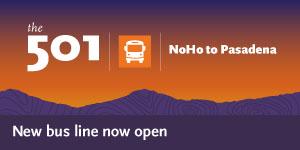 NoHo to Pasadena Express, Line 501