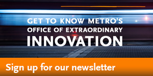 Office of Extraordinary Innovation - Get to Know