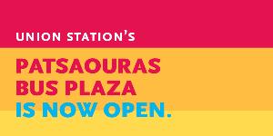 Patsaouras Plaza Opening
