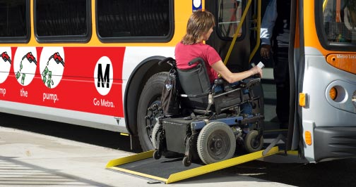 People with Disabilities discounts