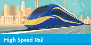 Regional Rail - HSR