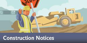 Purple Line - Construction Notices