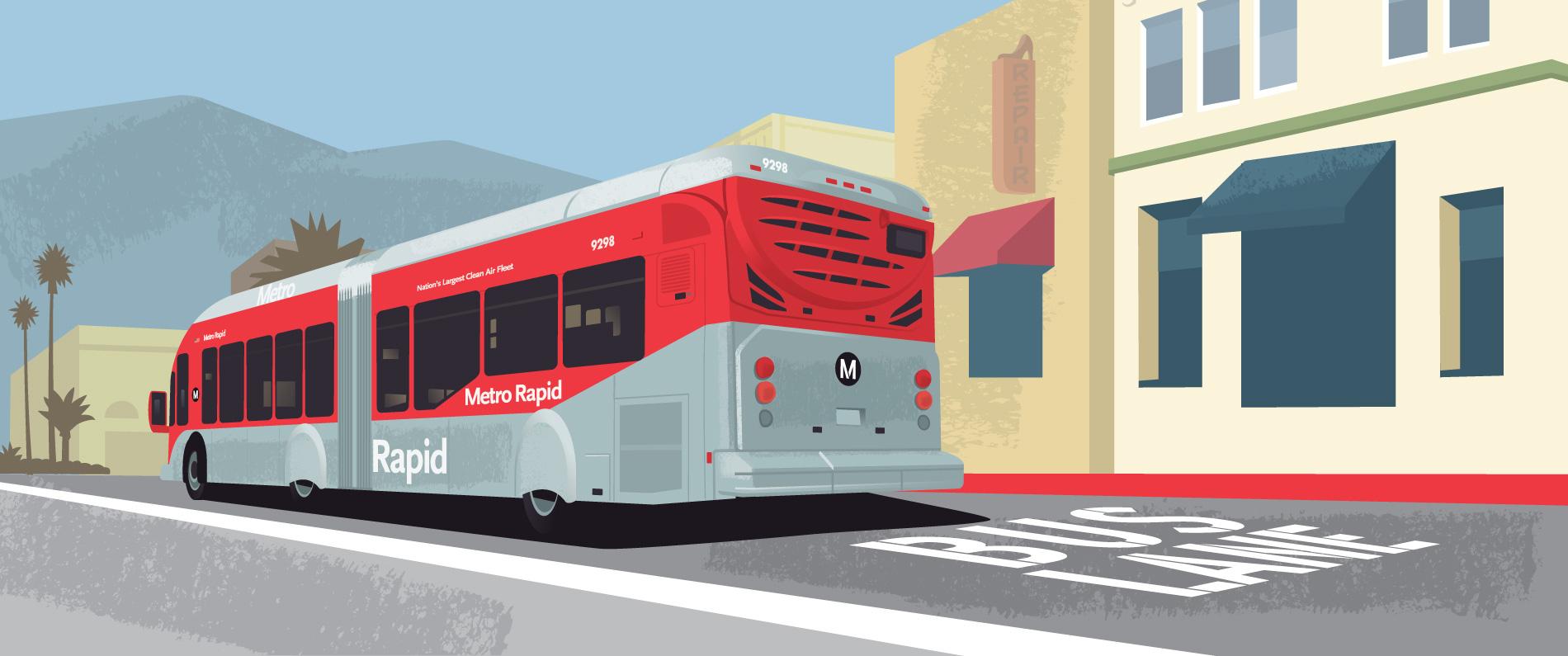 Bus Rapid Transit Studies