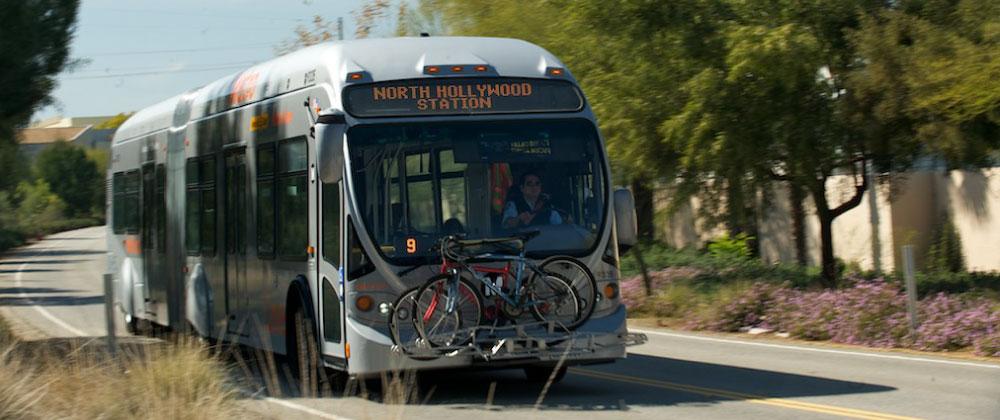 Metro Orange Line bus