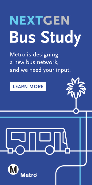 NextGen Bus Study: Metro is designing a new bus network, and we need your input