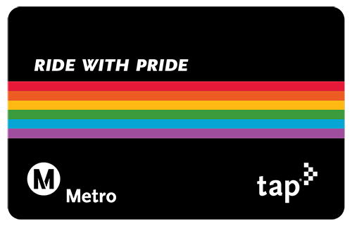 Buy this commemorative TAP Card at participating Metro stations, while supplies last.