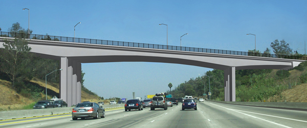 Mulholland Bridge