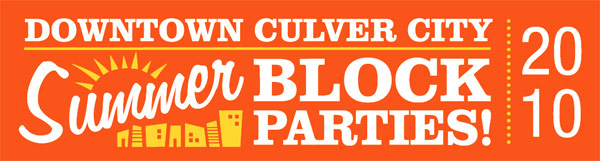 Downtown Culver City Block Parties