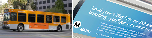 Advertising with Metro