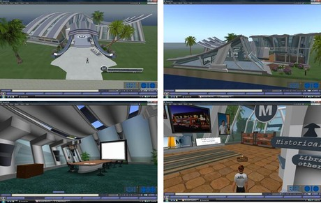 Second Life screenshots