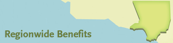 Regionwide Benefits
